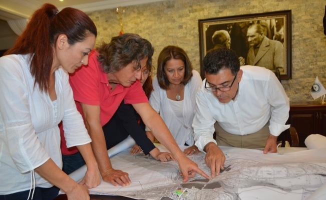 Başkan Demir'in saha çalışması devam ediyor