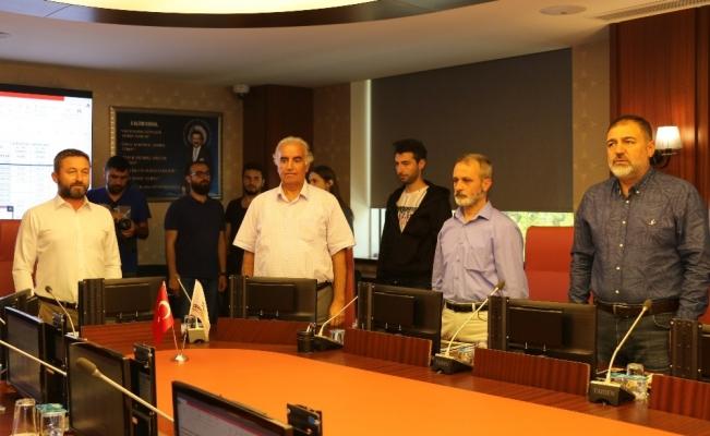 Çerkezköy TSO Meclisi toplandı
