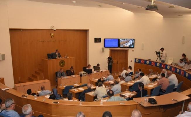 Düzce Belediyesi Ağustos ayı ilk meclis toplantısı yapıldı