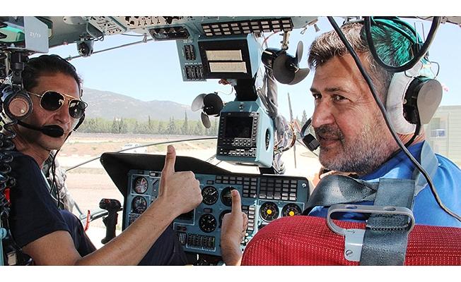 Emekli savaş pilotlarının yeni düşmanı alevler