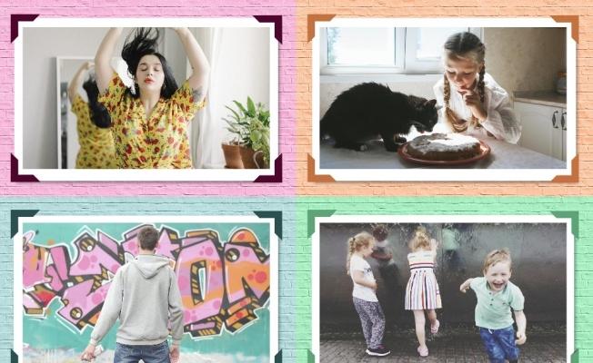En sevilen fotoğraflar, çocukların eğitimine katkı olacak