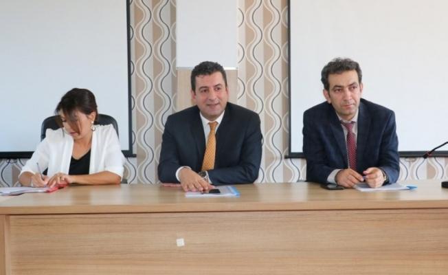 """""""İl Merkezi Anaokulu Müdürleri Toplantısı"""" gerçekleştirildi"""