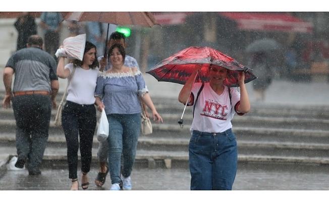 Meteoroloji 'den yağmur uyarısı |Bugün hava nasıl olacak?