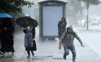 Meteorolojiden Bursa için flaş uyarı! Bursa'da bugün....