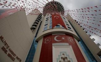 MHP, TBMM Başkanlığı'nda AK Parti'nin adayını destekleyecek