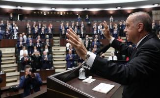 AK Parti Grup yönetimi belli oldu