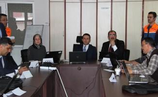 AFAD'da acil durum toplantısı