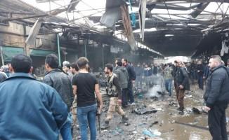 Afrin'de patlama: 4 ölü