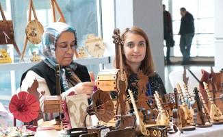 AK Parti Kadın Kolları Yerli Malı Haftası etkinliği düzenledi