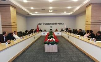 AK Parti tanıtım ve medya toplantısı yapıldı