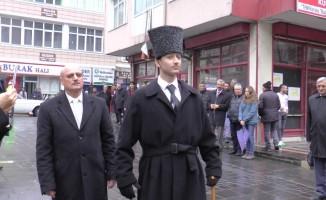 Atatürk'ün Kayseri'ye gelişinin 99'uncu yıldönümü kutlandı