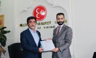 """Aziziye Belediye Başkanlığı'na aday adayı Mehmet Musa Çakır: """"Ayrım yok, öncelik var"""""""
