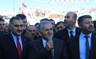 Başkan Büyükkılıç'tan Develi'ye ziyaret
