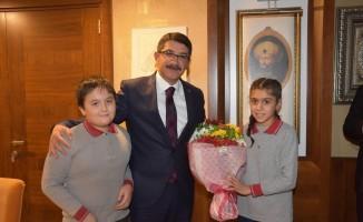 Başkan Çelik'ten eğitime destek sözü