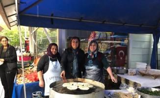 Başkan Çerçioğlu, Çakırbeyli pazarında vatandaşlarla buluştu