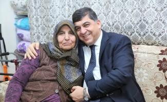 Başkan Fadıloğlu'nun ziyareti mutlu etti