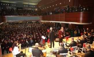 Büyükşehir Konservatuvarı'ndan muhteşem konser