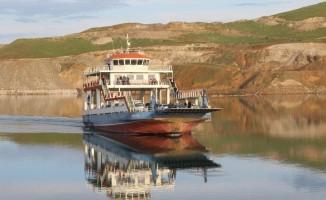 Çemişgezek-Elazığ feribot saatlerine kış düzenlemesi