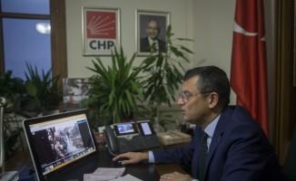 CHP Grup Başkanvekili Özel, AA'nın