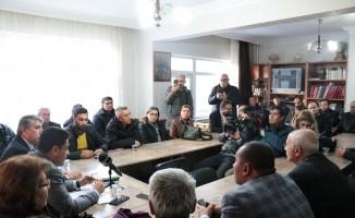 CHP İl Başkanlığına Şeref Baran Genç, getirildi