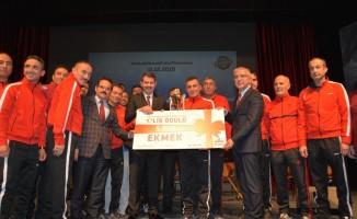 CK Enerji Çamlıbel Elektrik sosyal sorumluluk projelerini aynı gecede buluşturdu