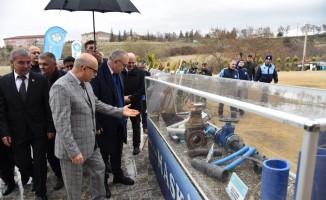 Demirci'ye 75 milyon liralık yatırım