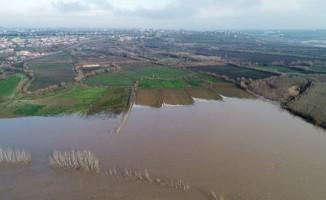 Diyarbakır'da su seviyesi yükselmeye devam ediyor