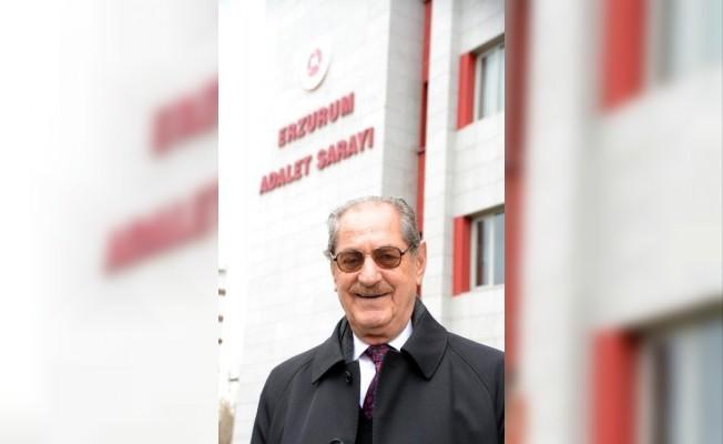 Erzurum Arabulucular Derneği 2. Olağan Kongresinde Çınar, güven tazeledi