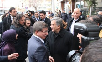 Eski Milli Eğitim Bakanı Dinçer'in babası dualarla defnedildi