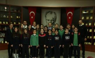 Gaziantep Kolej Vakfı öğrencilerinden akademik başarı