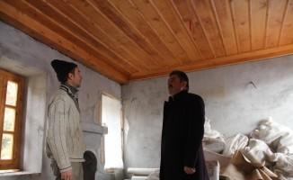 Gerede'de, 'Kiliseli Han'ın restorasyonu devam ediyor