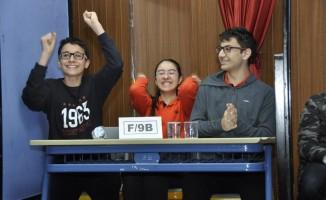 GKV'de 25 Aralık Konulu Bilgi Yarışması Sonuçlandı