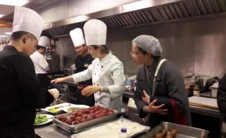 Hatay mutfağı Çin'de tanıtıldı