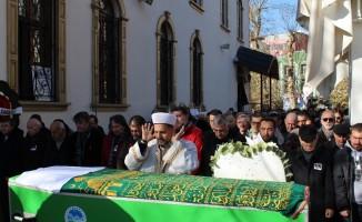 Hayırsever iş adamı Sakallıoğlu, Kocaeli'de son yolculuğuna uğurlandı