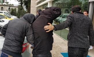 İnşaatlardan hırsızlık zanlısı 3 kişiye adli kontrol