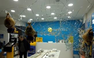 İş yerine giren hırsızlar 100 bin liralık elektronik eşya çaldı