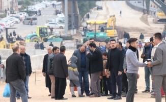 Karakoyun'da çalışmalar sürüyor