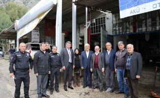 Kaş'ta 'Ölümle Tokalaşma' projesi tanıtıldı