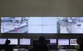 KGYS sistemi üzerinden şehir 24 saat kontrol ediliyor