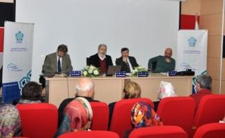 Konya'da 'Mevlana'nın İrfani Mirası ve Dünyaya Etkileri' konuşuldu