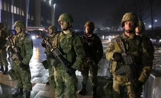 Kosova ordusunun kurulması dolayısıyla devlet töreni