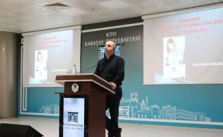 KTO Karatay Üniversitesi çalışanlarına seminer