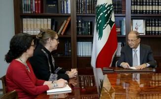 Lübnan tüneller konusunda UNIFIL'in raporunu bekliyor