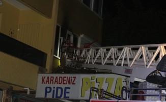 Marmaris'te çıkan yangında 78 yaşındaki kadın hayatını kaybetti