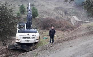 MASKİ Seyrantepe'de taşkın riskini ortadan kaldırdı