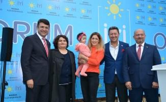 Mehmet Tosun'dan coşkulu adaylık açıklaması