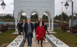 Meram Millet Bahçesi Cumhurbaşkanı Erdoğan tarafından açılacak