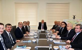 Meriç-Ergene Havza yönetim toplantısı