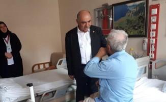 """Milletvekili Karahocagil: """"Eski Türkiye'deki hastanelerde yaşanan utanç verici görüntüleri orta yaş üzeri vatandaşlarımız daha iyi bilir"""""""