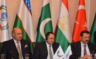 Özbekistan'da Ekonomik İşbirliği Teşkilatı Ticaret ve Sanayi Odası Yürütme Kurulu 25. Toplantısı
